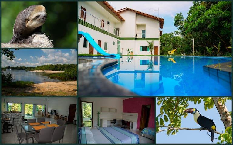 Place close to the nature *Suite Rosa deluxe*