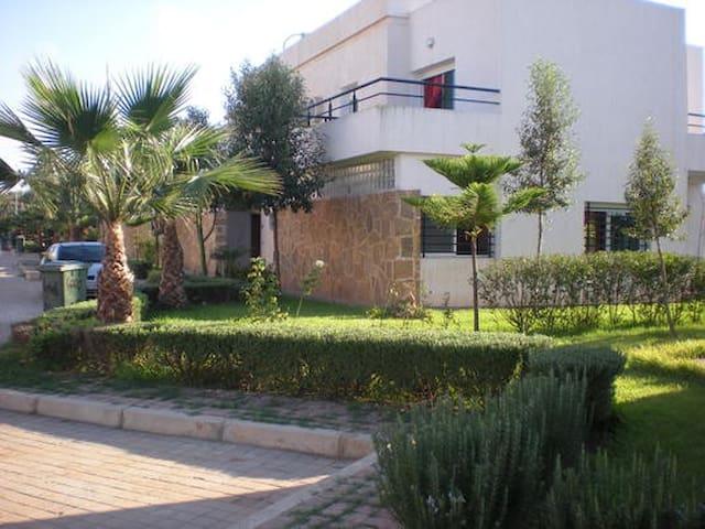 Maison plage dans résidence privée - Skhirat - House