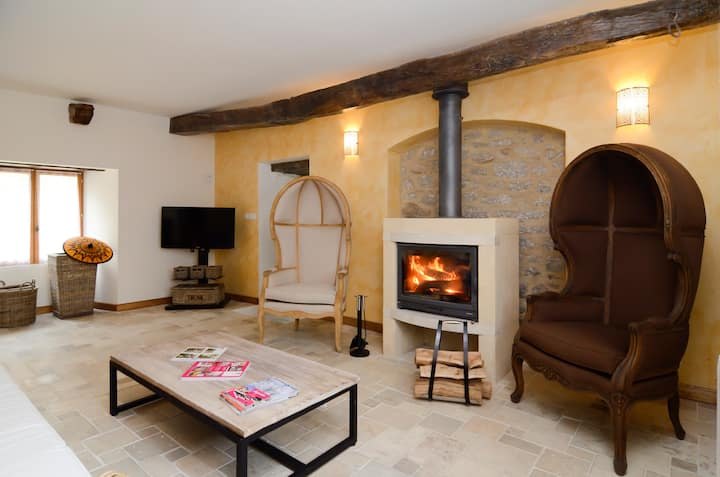 Unwind in laid back central Brittany (Coet 2)