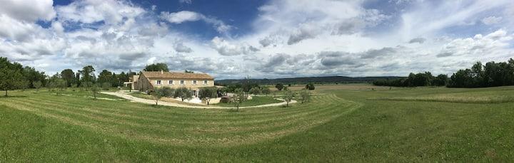 Petit coin de tranquillité en Provence