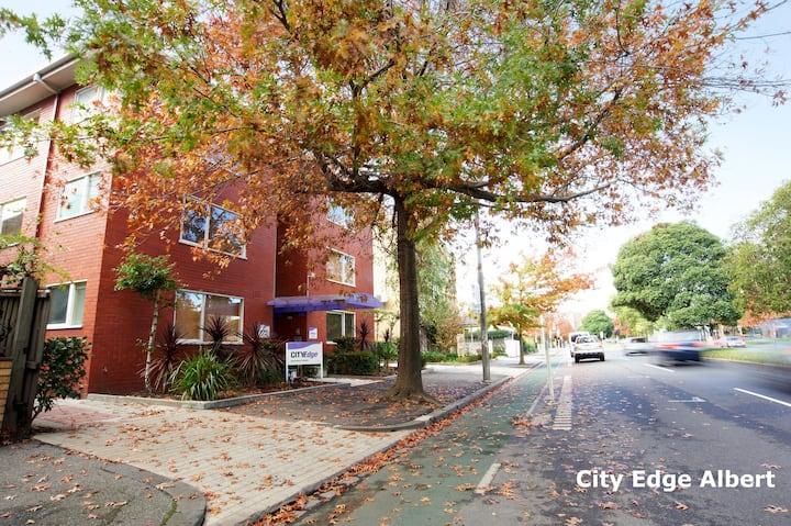 City Edge East Melbourne 1B#3
