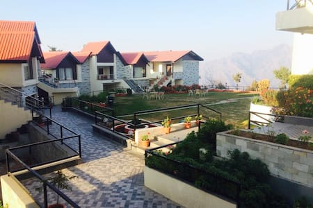 Cozy Stay Cottages With Mesmerizing View - Shimla - Hotel boutique