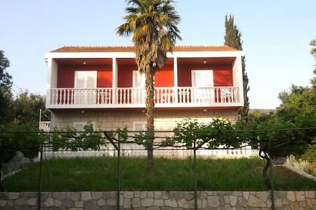 Villa for large groups - Molunat