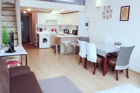[New Open!!]★LEE house★66㎡ lovely Duplex Apartment