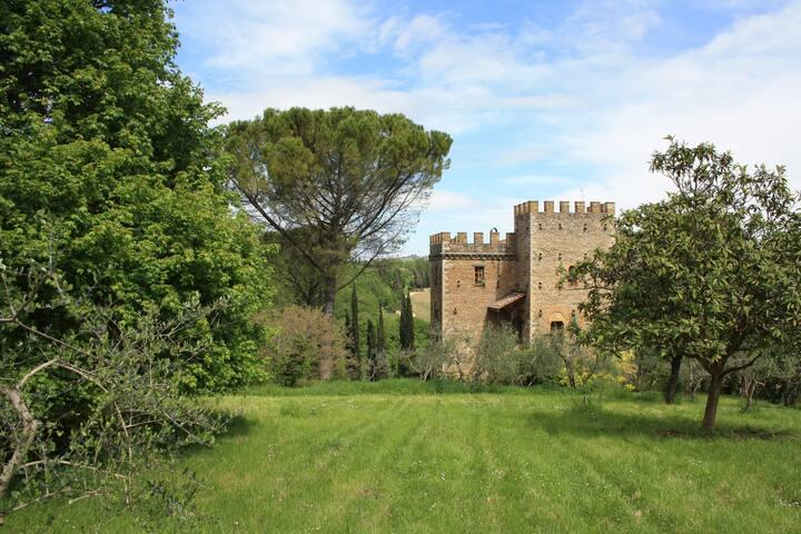 Villa Chianti Florence medieval - Castle