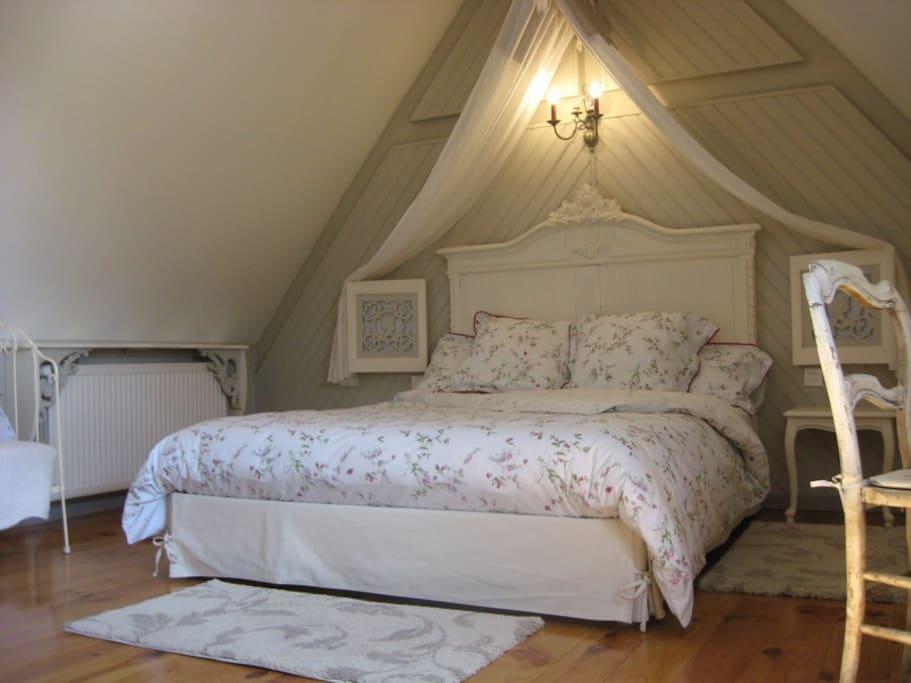 Chambres d 39 h tes la fermette du lac bed breakfasts for rent in ardres nord pas de calais - Chambre d hote de charme lac de come ...