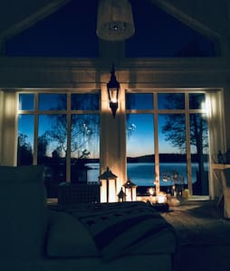 Waterfront lakehouse in beautifull Dalsland