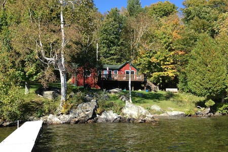 Vermont Lakefront Cottage @ Seymour