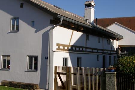 "Denkmalhaus ""Beim Kirchenschuster"" - Schernfeld"