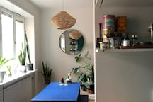 Cosy flat with lots of plants, Stockholm