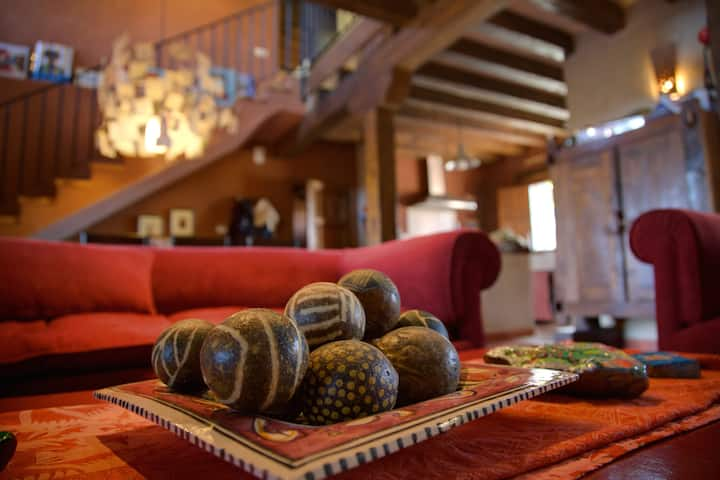 Cozy home in Madriguera, Segovia.