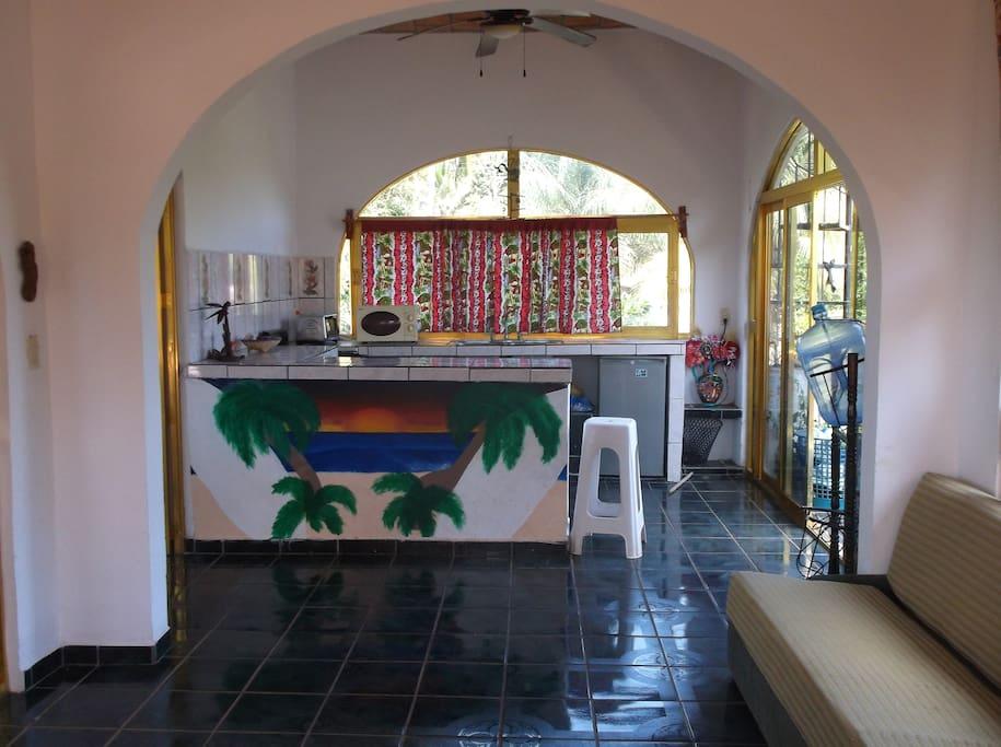 Cocina/Jacuzzi Suite/  kitchen