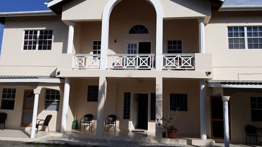 BAYSIDE HOUSE # 1 Point Saline Grenada