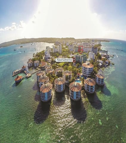 Ocean View Loft San Andres Island - San Andres - Wohnung
