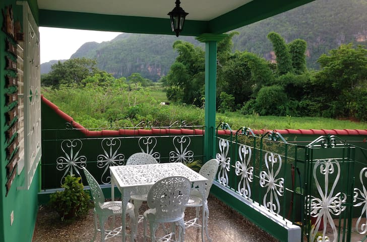 Casa Maday y Leonel - Viñales