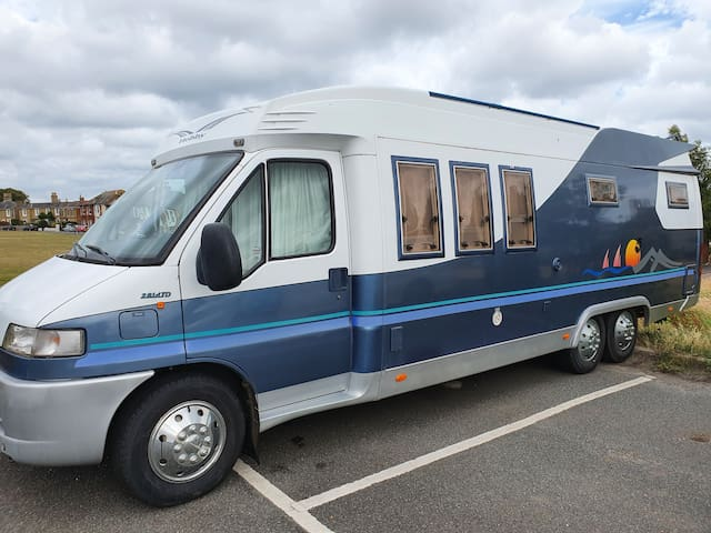 Spacious Isle of Wight Motorhome