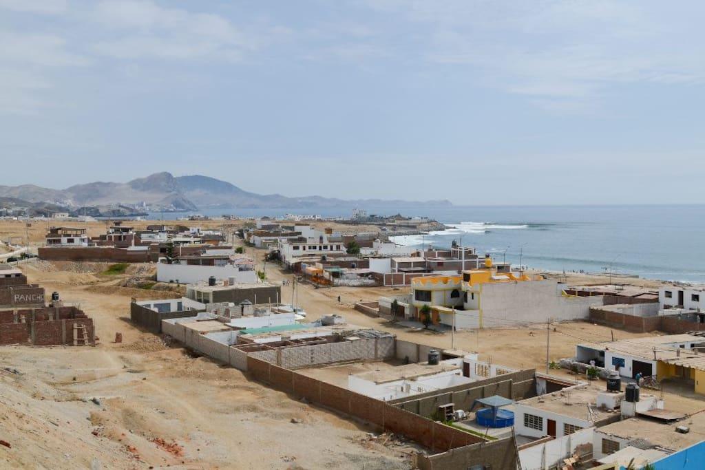 Beach Access. Oceanview