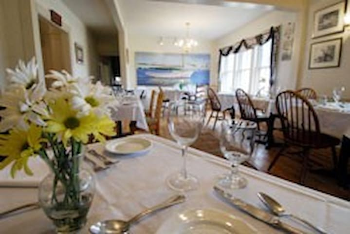 The Brooklin Inn....B&B, Restaurant - Brooklin - Bed & Breakfast