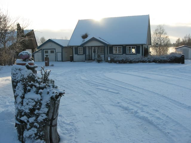 Lovely B&B in the heart of Dalarna - Falun - Penzion (B&B)
