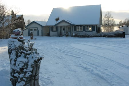 Lovely B&B in the heart of Dalarna