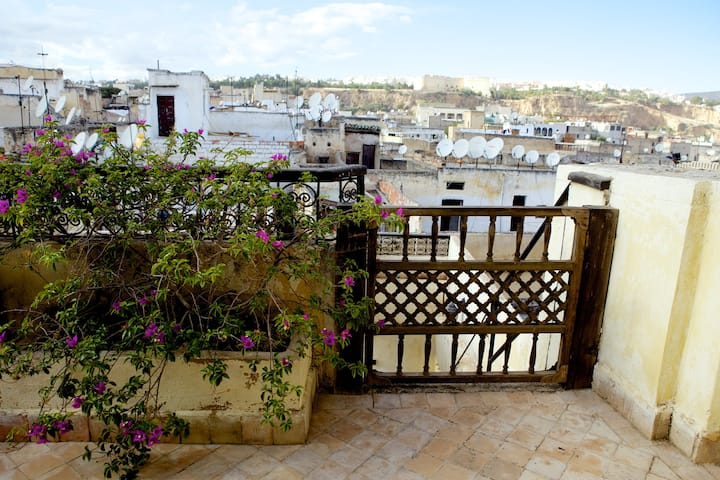 Your own private oasis - Fes Medina