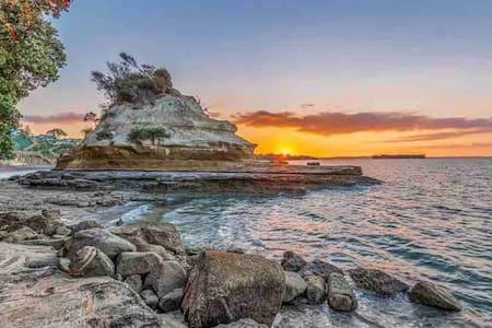 Maraetai Beach/Marina/Harbour/Golf Club/海景游艇海港高尔夫