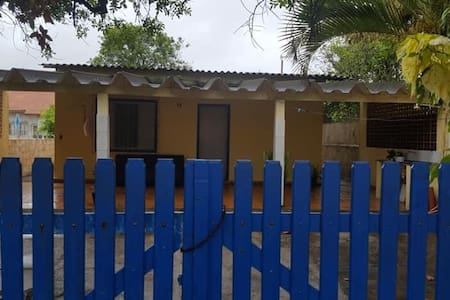 Casa da vó- Ilha Comprida  Aprox. 500m da praia