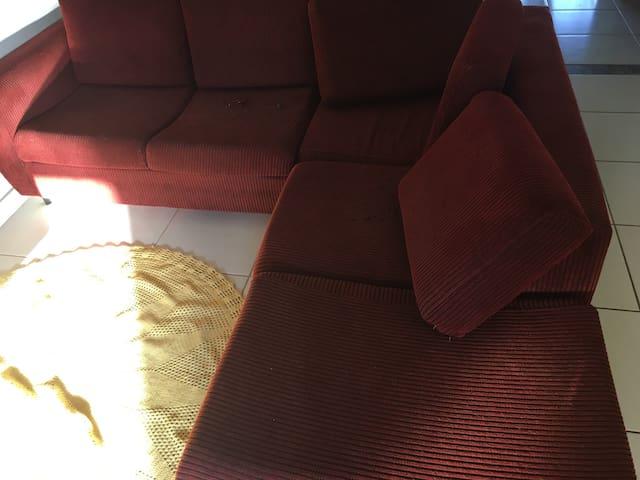 Casa confortável condomínio - Caldas Novas - Huis