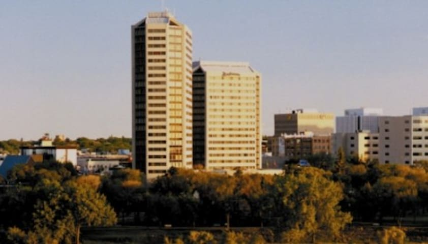 Luxury Condo with the Best View - Saskatoon - Wohnung