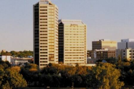 Luxury Condo with the Best View - Saskatoon