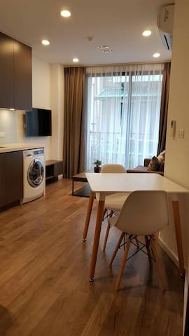 201SH6# 1 bedroom apartment lane32/26 To Ngoc Van - Hanoi - Apartment