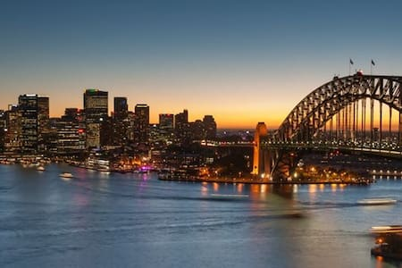 Panoramic harbour views for NYE - Kirribilli - Lejlighed