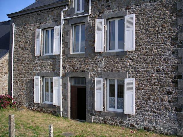Maison baie du Mont Saint-Michel - Cherrueix - House