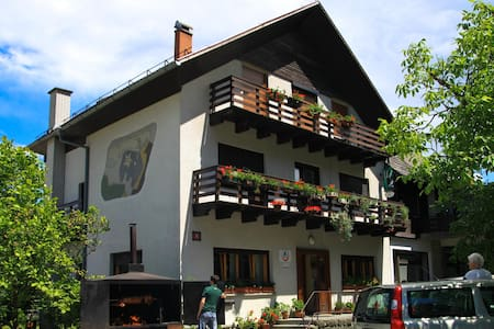 Gostišče Pevc, Private rooms Ljubno - Ljubno ob Savinji - Bed & Breakfast