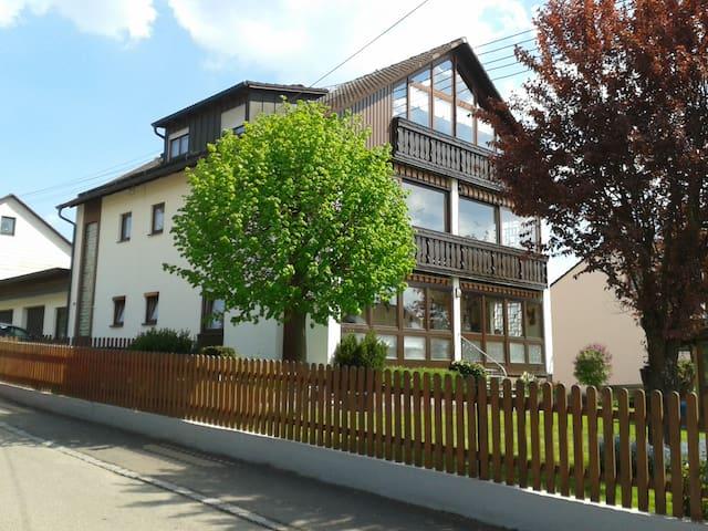 Ferienwohnung I (1. Etage) - Diedorf