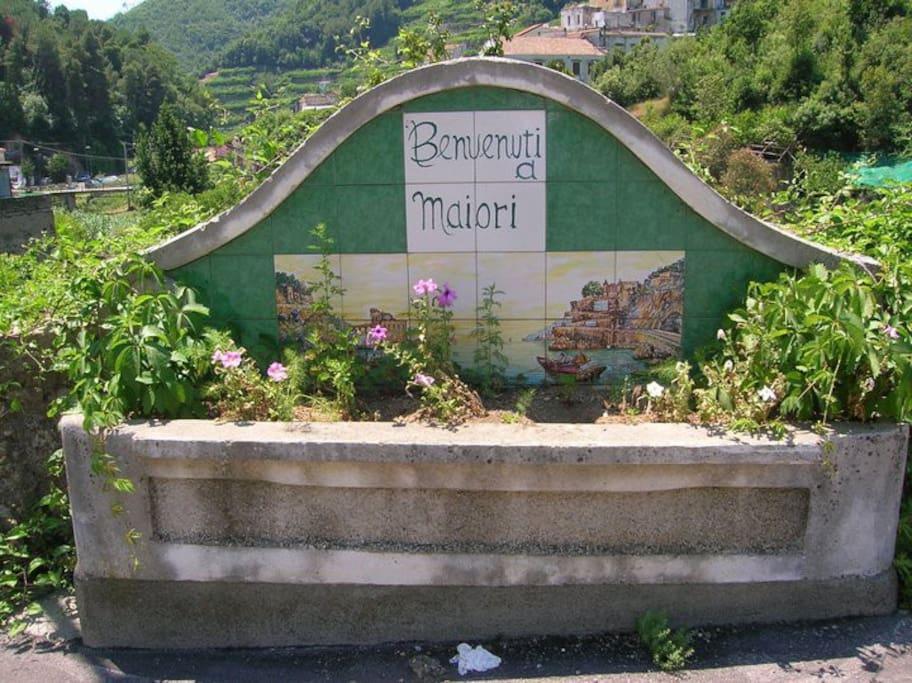 Welcome to Maiori