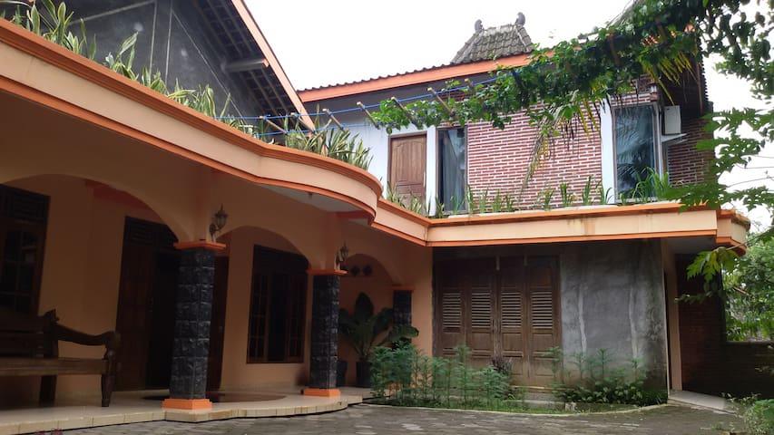 Nurudin House - Borobudur - Гостевой дом