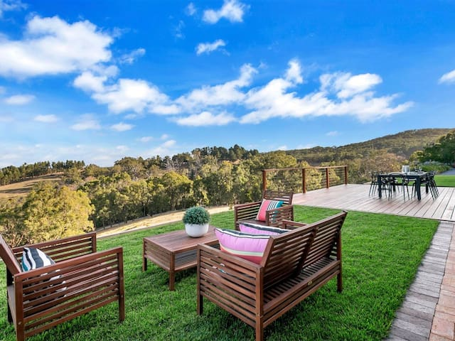 AltaVista Luxury Farm Stay Adelaide Hills