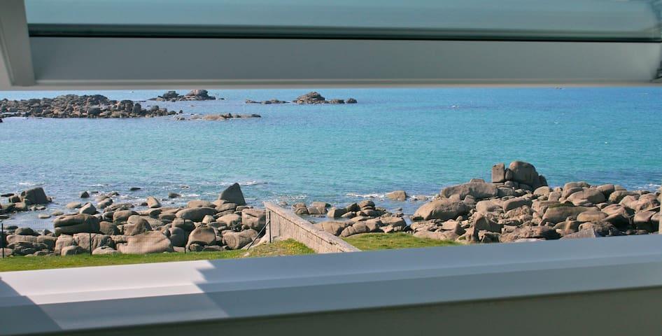 Maison de charme en bord de mer - Plouescat
