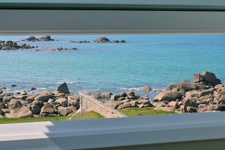 Maison de charme en bord de mer - Plouescat - Talo