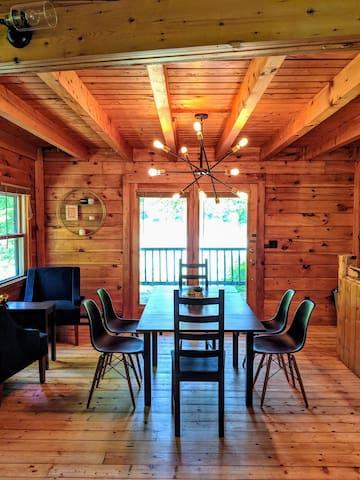 Cozy Log Cabin Escape