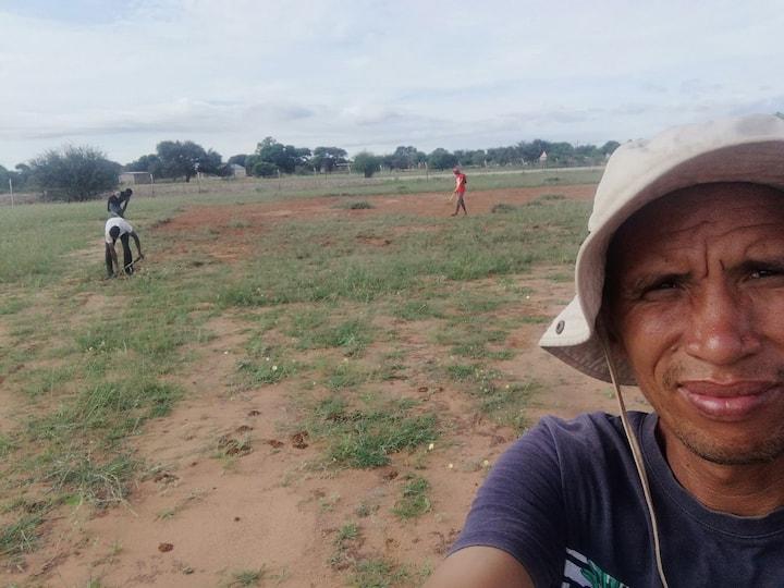 Campsite, Botswana-Namibia Border, Bath & Kitchen