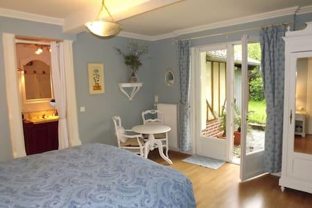 Chambre dans un écrin de verdure  - Yvrencheux - House