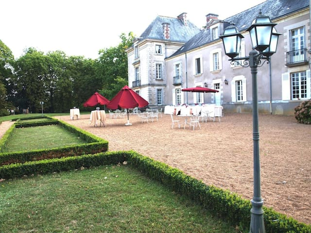 CHATEAU DE COP CHOUX - Mouzeil - Bed & Breakfast