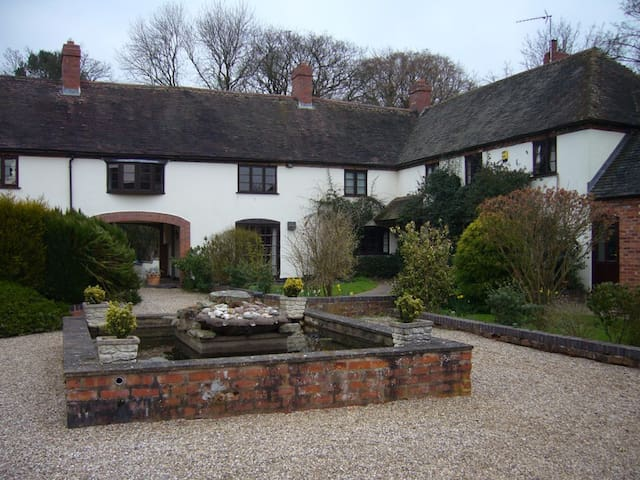 Shakespeare Country, Nr Redditch  - Redditch - Wohnung