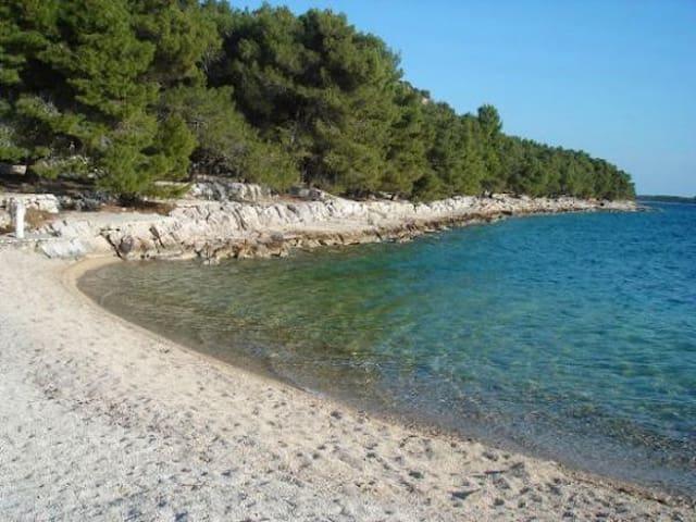 Drage gravel beach