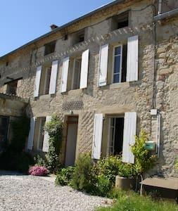 maison de campagne - Escueillens-et-Saint-Just-de-Bélengard - Haus