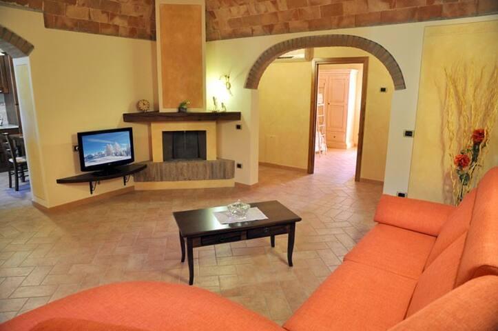 Holiday Home Rolanda  - Lajatico - Apartamento