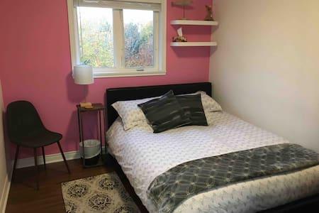 Modern b-room & tv lounge in lovely Dartmouth home