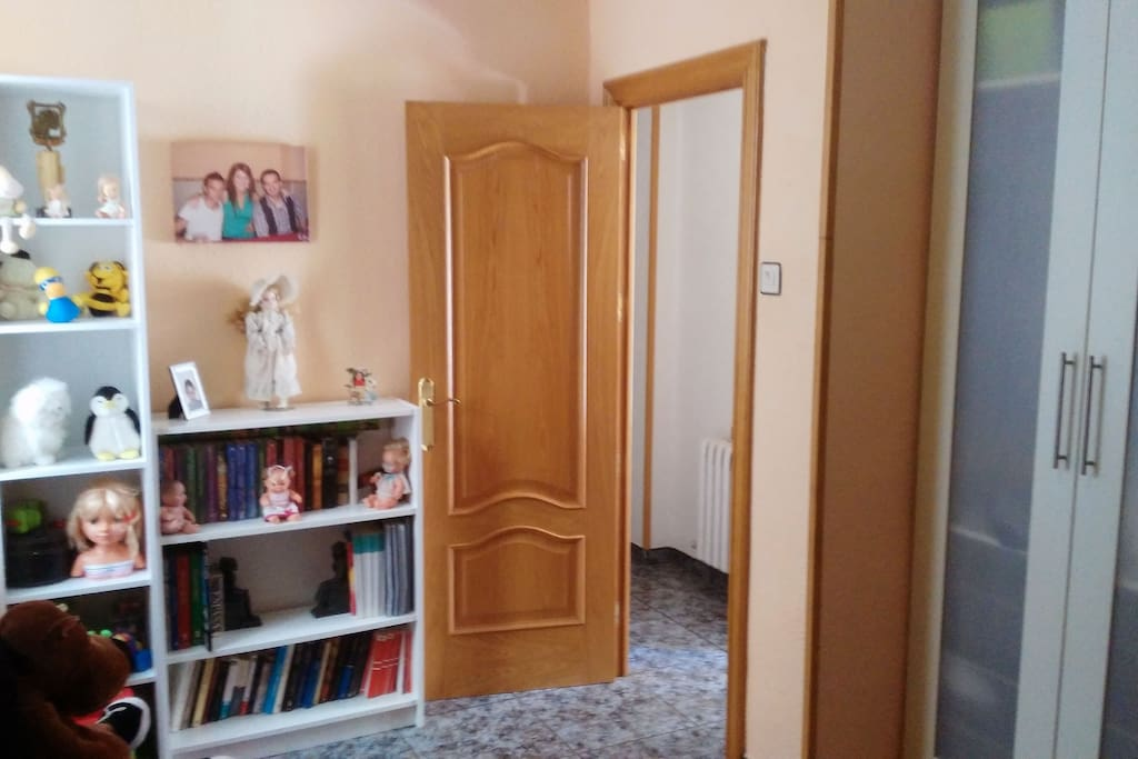 Habitación doble (foto 2/3)